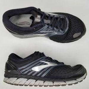 Brooks Beast 18 Running Shoes 13 2E Black Gray